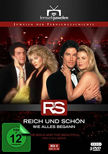 The Bold And The Beautiful   How It All Began  Ep  176 200    5 Dvd Box Set   Bold   The Beautiful   Box 8   Episodes 176   200     Non Usa Format  Pal  Reg 0 Import   Germany