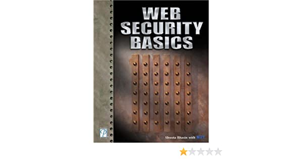 WEB SECURITY BASICS SHWETA BHASIN EBOOK