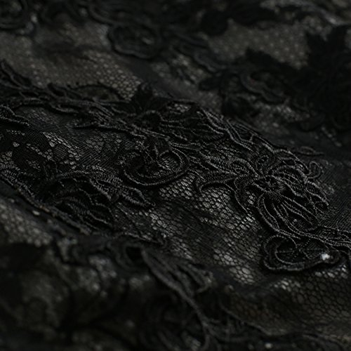 Aurora Bridal Reg; Aurora Reg Mariée; Women's Lace Evening Prom Cocktail Dresses Party Gowns Black Dentelle Femmes Soirée Robes De Cocktail Bal Robes De Fête Noir