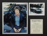 "Knight Rider 11"" x 14"" Unframed Matted Photo"
