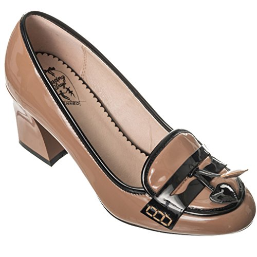 Dancing Days Pumps - Lust For Life Praline Braun
