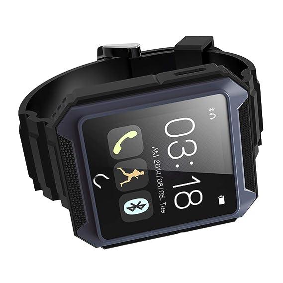 Amazon.com: Miaomiaogo U-Terra Smart Watch Waterproof IP68 ...