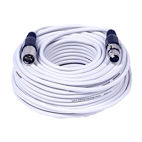 100' Xlr Microphone Cable - 9
