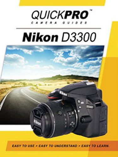 Nikon D3300 Instructional DVD by QuickPro Camera ()