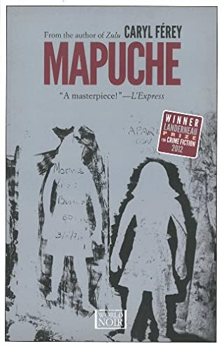 book cover of Mapuche