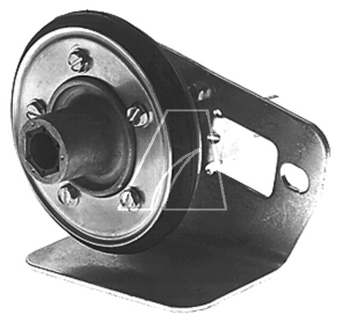 Friction wheel for snapper with holder