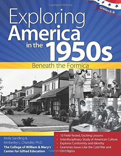 Exploring America in the 1950s: Beneath the Formica pdf