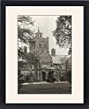 Framed Print of Napsbury Asylum Administration Block, Hertfordshire