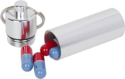 Amazon.com: Llavero con pastillero Profile Gifts®, lleva ...