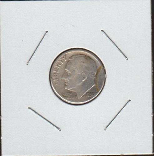 (1950 Roosevelt (1946-to Date) Dime Choice Fine)