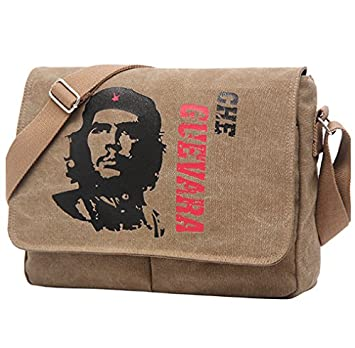 Canvas College Boys & Girls Sling Bags , Eco-Friendly Canvas Bags ...