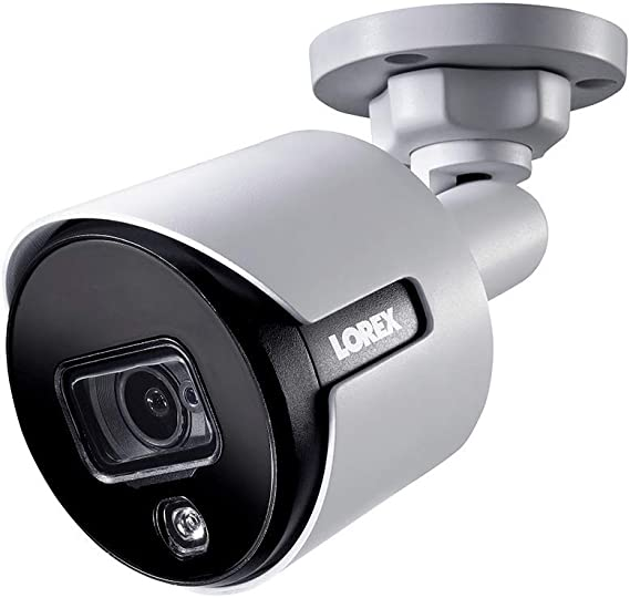 Lorex 4K Weatherproof Indoor/Outdoor HD Wired Security Camera