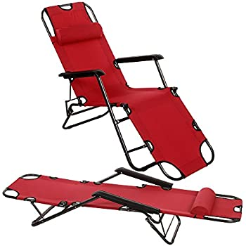 Portable chaise lounge