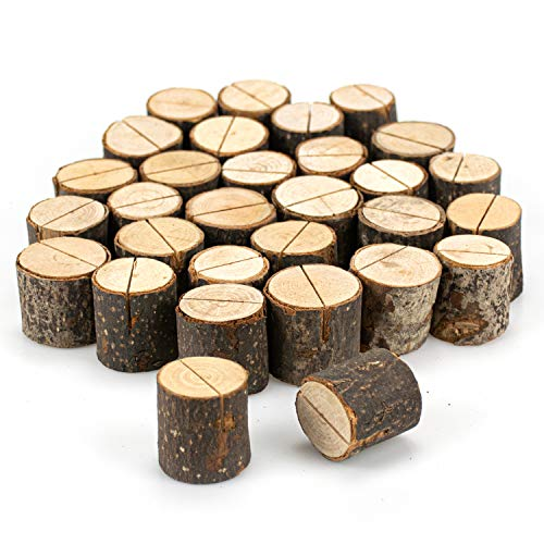 Tosnail 30 Pieces Rustic