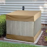DermaPAD Square Air Conditioner Cover - Measures 34 Sq. x 30 H