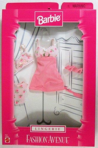 Review Barbie LINGERIE Fashions Avenue