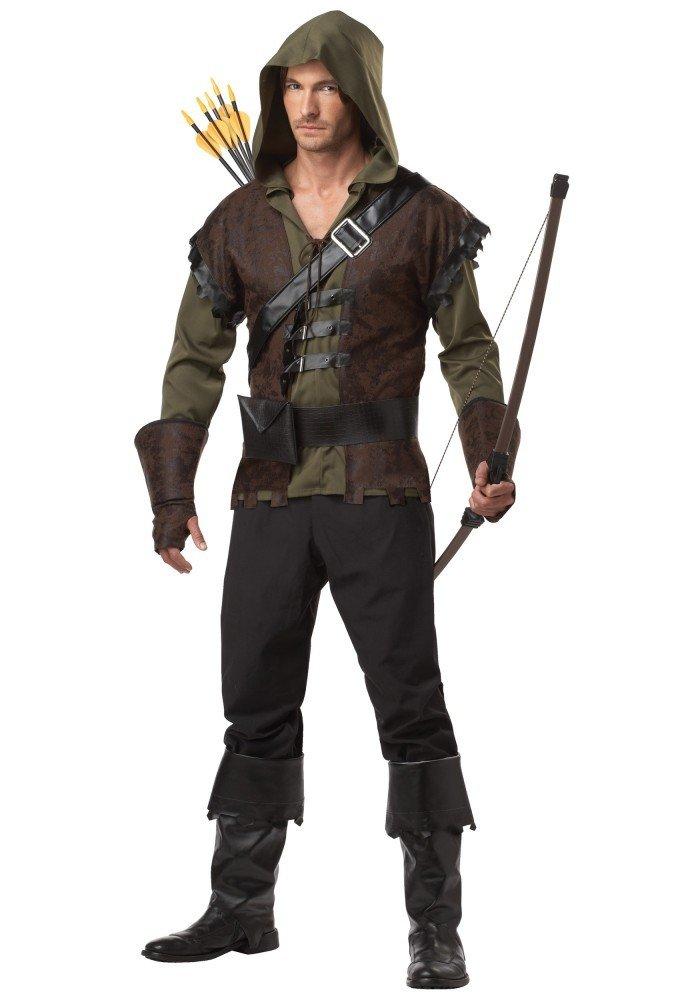 Costume da uomo ROBIN HOOD - Principe dei ladri, Taglia L