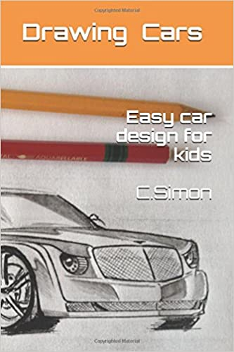 Drawing Cars - Easy car design for kids