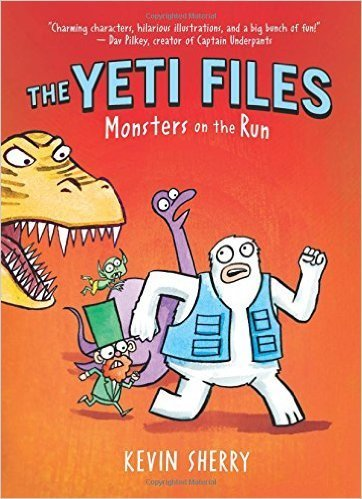 Monsters Run Yeti Files 2 product image