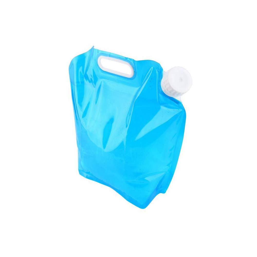 Amazing 5L Foldable Drinking Water Container Storage Carrying Bag for Camping