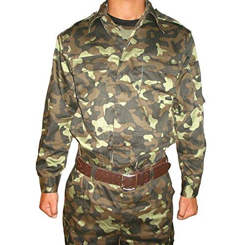 USSR/Russian Military Camo Uniform Set BDU Suit (M (US) or 48 (EU))