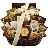 Our Sincere Condolences: Sympathy Gift Basket