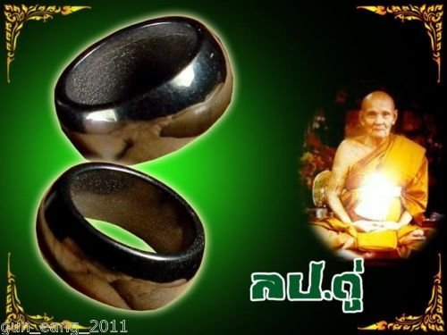 Costume Mara Jade (Size10 (19.8mm) Natural LEK LAI Ring Lp Doo Thai Buddha Amulet Pendant Protection With Special)