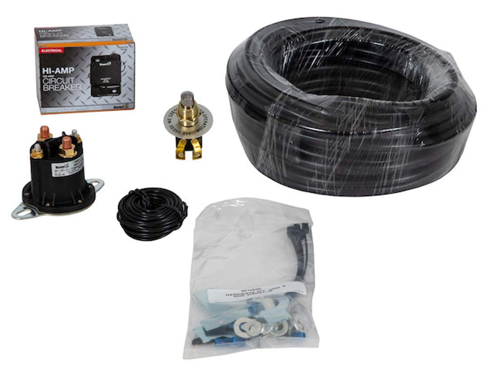 Buyers 3010636 Installation Kit for 2500-3500 Pound Dump Body Vibrators by Buyers