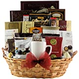 GreatArrivals Gift Baskets For The Love Of Coffee: Gourmet Coffee Gift Basket