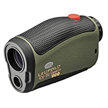Leupold RX-Fulldraw 2 with DNA Laser Rangefinder Green 3 Selectable Reticles