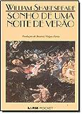 capa de Sonho De Uma Noite De Verão - Coleção L&PM Pocket