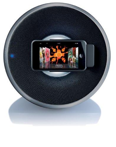 (Philips Rock-n-Roll Speaker Dock for iPhone/iPod)