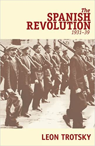 Book By Leon Trotsky The Spanish Revolution (1931-39)