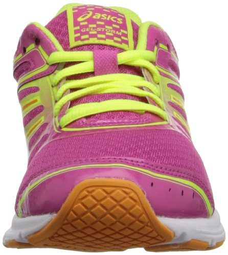 Asics Womens Yellow Running Gel Rapsberry Storm Shoe Mango Flash Hpq6wfH