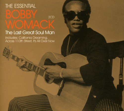 Price comparison product image Essential Bobby Womack