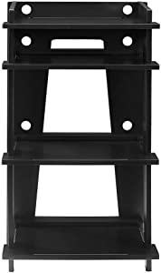 Crosley Furniture Soho Turntable Stand, Black