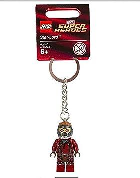 LEGO Super Heroes: Star-Lord Llavero: Amazon.es: Juguetes y ...