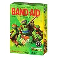 Teenage Mutant Ninja Turtles Band-Aid Brand Bandages