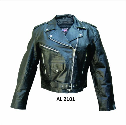 Quality Leather Motorcycle Jackets - 5