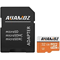 Micro SD Card 32GB,AUAMOZ Micro SDHC Class 10 UHS-I High...