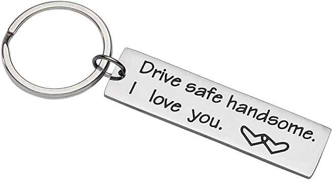 Keychain Drive Safe Dad Father/'s Day Key FOB