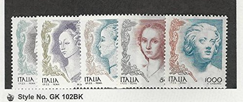 Italy, Postage Stamp, 2223-2227 Mint NH, 1998 ()