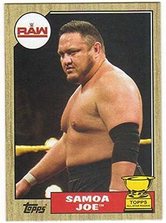 elige tus tarjetas Camino de 2016 Topps Wwe Wrestlemania base singles