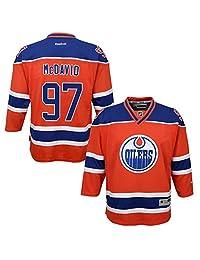 NHL 97 Connor McDavid Youth Boys 8-20 Edmonton Oilers Player Replica Jersey