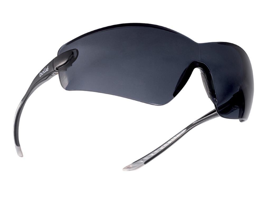 Bolle COBPSF Cobra Safety Glasses - Smoke