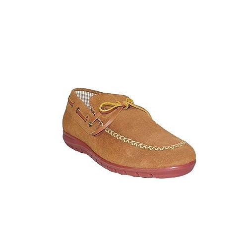 BECOOL Original Sneaker - Zapato BECOD Mocasín 4336 Zapatos Mocasines Piel Hombre Clásicos Confort de Vestir: Amazon.es: Zapatos y complementos