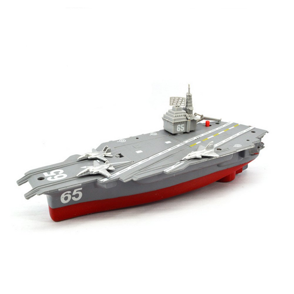 amazon com electric with sounds and lights toys aircraft carrier