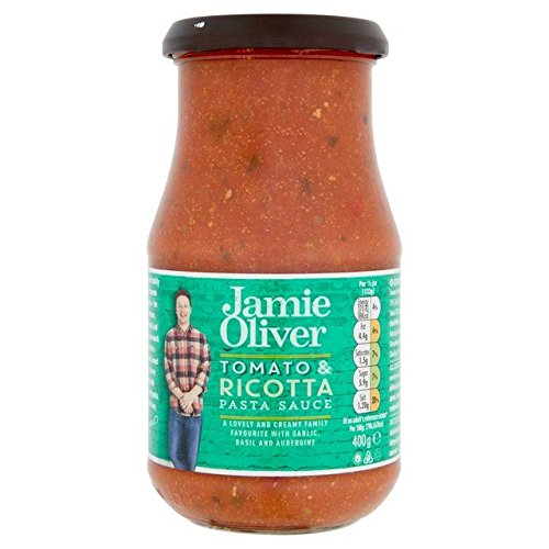 Jamie Oliver Tomato, Ricotta & Basil Pasta Sauce - 400g