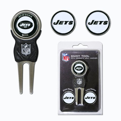 NFL Marker Signature Divot Tool - Pack of 3 NFL Team: New York - Outlets New Malls York