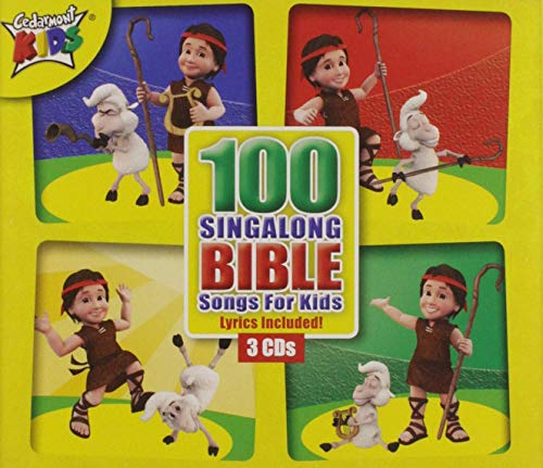 - 100 Singalong Bible Songs For Kids